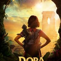 Dóra és az elveszett Aranyváros (Dora and the Lost City of Gold) - plakátok