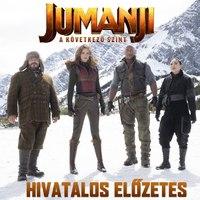 Jumanji: A következő szint (Jumanji: The Next Level) - 2. magyar előzetes + plakátok