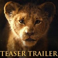 Az oroszlánkirály (The Lion King) - teaser trailer + plakát