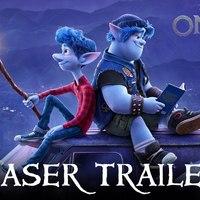 Előre (Onward) - teaser trailer + plakát