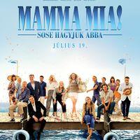 Mamma Mia! Sose hagyjuk abba (Mamma Mia! Here We Go Again) - a magyar hangok
