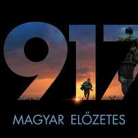 1917 - magyar előzetes + plakát