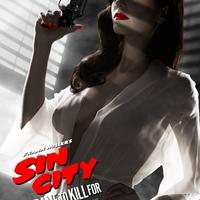 Sin City: Ölni tudnál érte (Sin City: A Dame to Kill For) - plakátok
