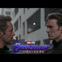 Bosszúállók: Végjáték (Avengers: Endgame) - szinkronizált online szpot