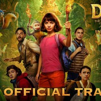Dóra és az elveszett Aranyváros (Dora and the Lost City of Gold) - 2. trailer + plakát