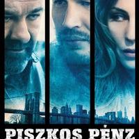 Piszkos pénz (The Drop) - magyar plakát