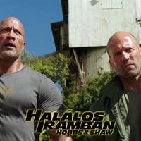 Halálos iramban: Hobbs & Shaw (Fast & Furious Presents: Hobbs & Shaw) - 3. magyar előzetes + plakát