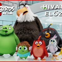 Angry Birds 2. - A film (The Angry Birds Movie 2) - 2. magyar előzetes