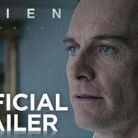 Alien: Covenant - red band trailer + képek
