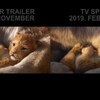 Az oroszlánkirály (2019) - teaser trailer vs. tv spot