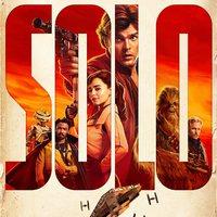 Solo: Egy Star Wars-történet (Solo: A Star Wars Story) - plakát
