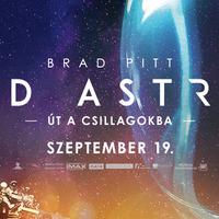 Ad Astra - Út a csillagokba (Ad Astra) - a magyar hangok