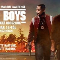 Bad Boys - Mindörökké rosszfiúk (Bad Boys for Life) - a magyar hangok