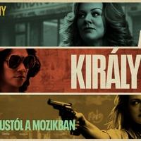 A bűn királynői (The Kitchen) - magyar előzetes + plakát