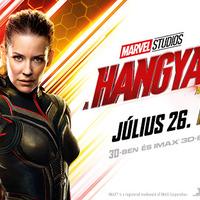 A Hangya és a Darázs (Ant-Man and the Wasp) - a magyar hangok