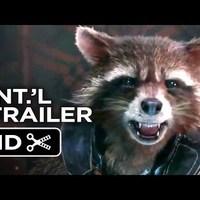 A galaxis őrzői (Guardians of the Galaxy) - nemzetközi trailer