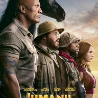 Jumanji: A következő szint (Jumanji: The Next Level) - végső trailer + plakátok