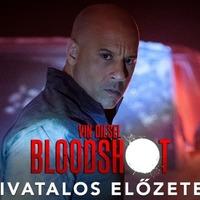 Bloodshot - magyar előzetes + nemzetközi trailer