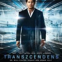 Transzcendens (Transcendence) - magyar plakát