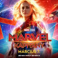 Marvel Kapitány (Captain Marvel) - a magyar hangok