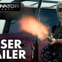 Terminator: Sötét végzet (Terminator: Dark Fate) - teaser trailer + plakát