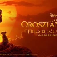 Az oroszlánkirály (The Lion King) - a magyar hangok