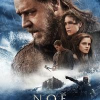 Noé (Noah) - mozgó plakát + magyar plakát