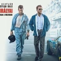 Az aszfalt királyai (Ford v Ferrari) - 2. magyar előzetes + plakát