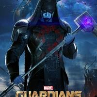 A galaxis őrzői (Guardians of the Galaxy) - új karakterplakátok #2