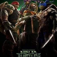 Tini nindzsa teknőcök (Teenage Mutant Ninja Turtles) - plakát + rap