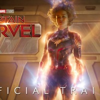 Marvel Kapitány (Captain Marvel) - 2. trailer + plakát