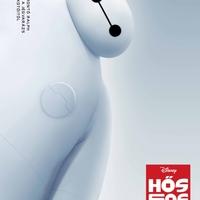 Hős6os (Big Hero 6) - magyar plakát