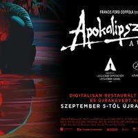 Apokalipszis most - A végső vágás (Apocalypse Now: Final Cut) - magyar előzetes + plakát