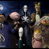 Addams Family - A galád család (The Addams Family) - magyar előzetes + plakát