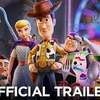Toy Story 4 - trailer + plakátok
