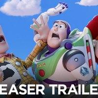 Toy Story 4 - teaser trailer + plakát