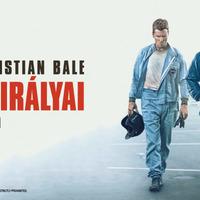 Az aszfalt királyai (Ford v Ferrari) - a magyar hangok
