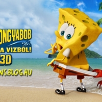 SpongyaBob: Ki a vízből! (The SpongeBob Movie: Sponge Out Of Water) - magyar előzetes