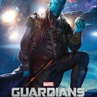 A galaxis őrzői (Guardians of the Galaxy) - új karakterplakátok