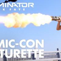 [SDCC 2019]: Érkezett egy videó a Terminator: Sötét végzet kulisszái mögül