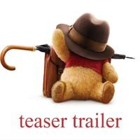 Barátom, Róbert Gida (Christopher Robin) - teaser trailer + plakát