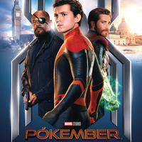 Pókember - Idegenben (Spider-Man: Far from Home) - magyar plakátok
