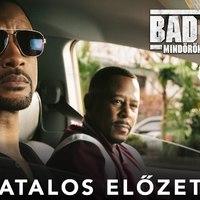 Bad Boys - Mindörökké rosszfiúk (Bad Boys for Life) - trailer + magyar előzetes