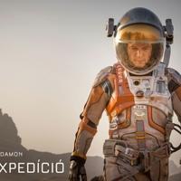 Kritika: Mentőexpedíció (The Martian)