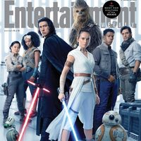 Star Wars - EW címlapok