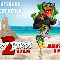Angry Birds 2. - A film (The Angry Birds Movie 2) - a magyar hangok