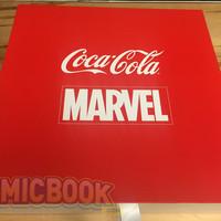 Mire készül együtt a Coca-Cola és a Marvel?