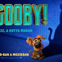 Scooby (Scoob) - magyar előzetes + plakát