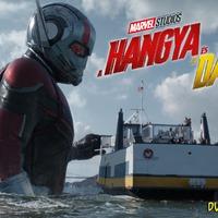 A Hangya és a Darázs (Ant-Man and the Wasp) - 2. magyar előzetes