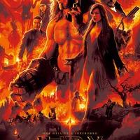 Hellboy (2019) - plakátok